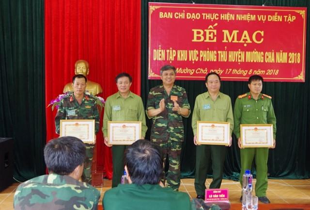 VPUB - Mường Chà tăng cường công tác quản lý, bảo vệ chủ quyền lãnh thổ, an ninh biên giới quốc gia trong tình hình mới