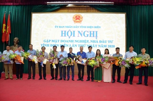 VPUB – Điện Biên gặp mặt doanh nghiệp, nhà đầu tư lần thứ nhất năm 2020