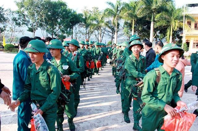 VPUB - Điện Biên: chỉ tiêu tuyển quân năm 2021 là 1.070 công dân