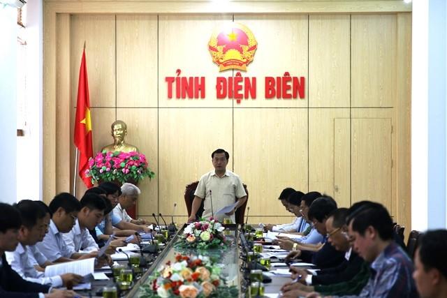 VPUB – Họp Ban chỉ đạo – Ban Tổ chức Đại hội Thể dục thể thao tỉnh lần thứ XI, năm 2022