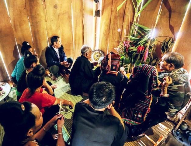 VPUB - Nét đẹp văn hóa của dân tộc Kháng, xã Rạng Đông, huyện Tuần Giáo, Điện Biên qua Lễ Pang Phoóng (Lễ tạ ơn)