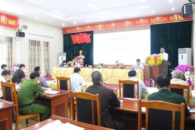 VPUB – Bí thư Tỉnh ủy Nguyễn Văn Thắng tiếp xúc cử tri tại huyện Mường Ảng