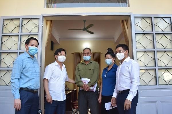 VPUB - Ứng cử viên đại biểu HĐND tỉnh tiếp xúc cử tri phường Mường Thanh, thành phố Điện Biên Phủ