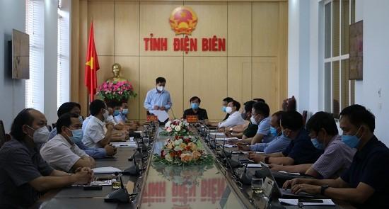 VPUB - Điện Biên tạm dừng hoạt động các cơ sở kinh doanh dịch vụ không cần thiết