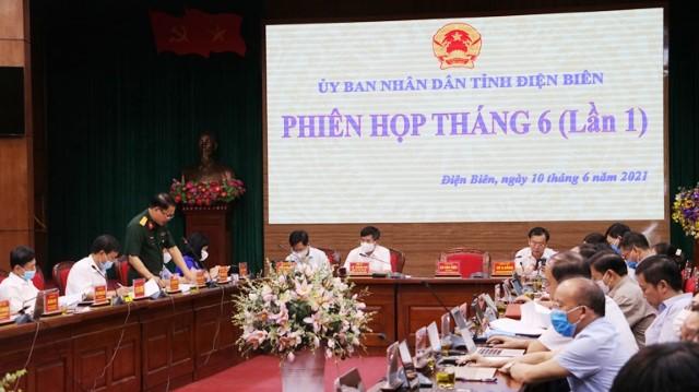 VPUB - Tham gia ý kiến vào Tờ trình ban hành Nghị quyết Quy định số lượng Phó Chỉ huy trưởng Ban Chỉ huy quân sự cấp xã