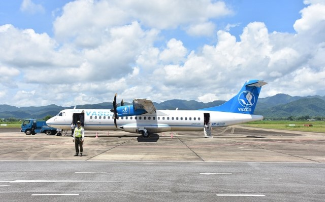 VPUB - Vietnam Airlines - VASCO khôi phục đường bay Điện Biên - Hà Nội từ ngày 22/10/2021